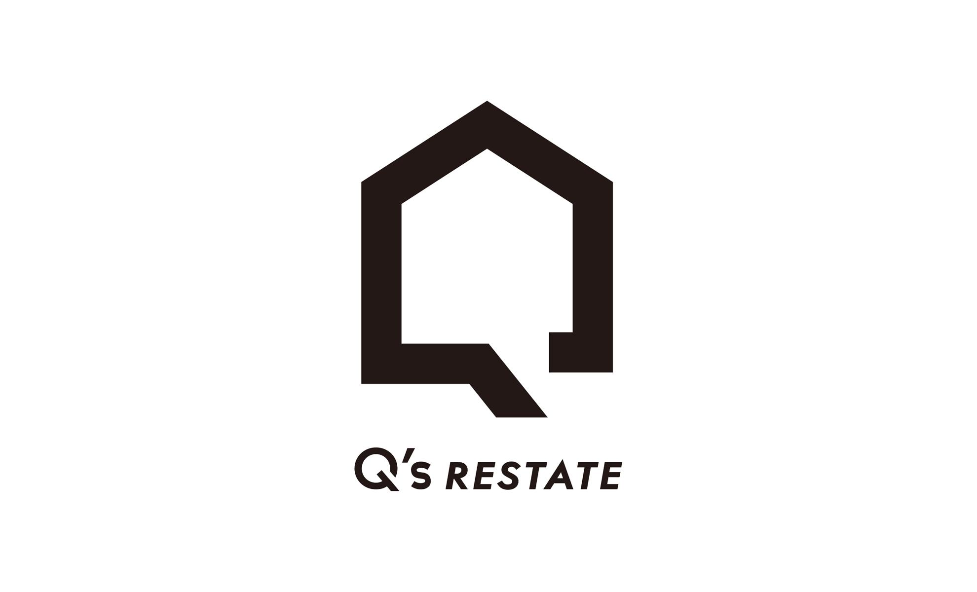 Q's Restate Logo