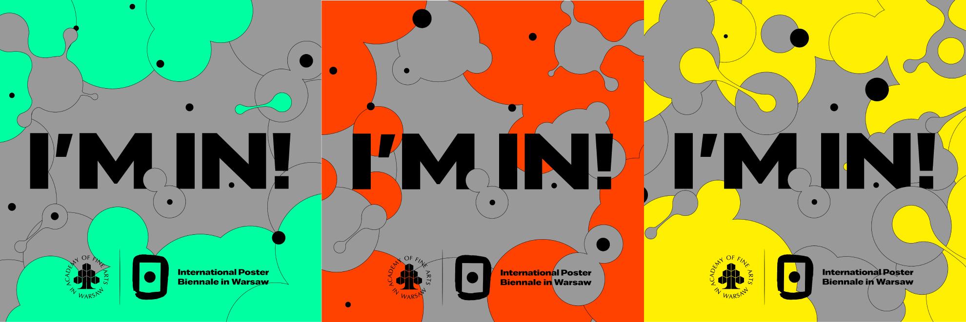 27th International Poster Biennale in Warsaw